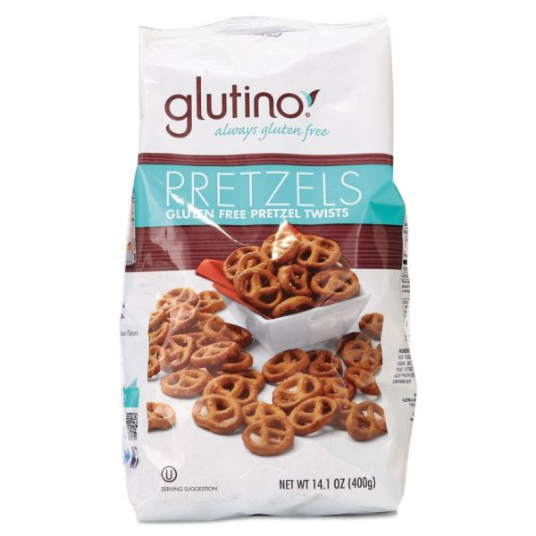 Glutino Gluten Free Pretzels