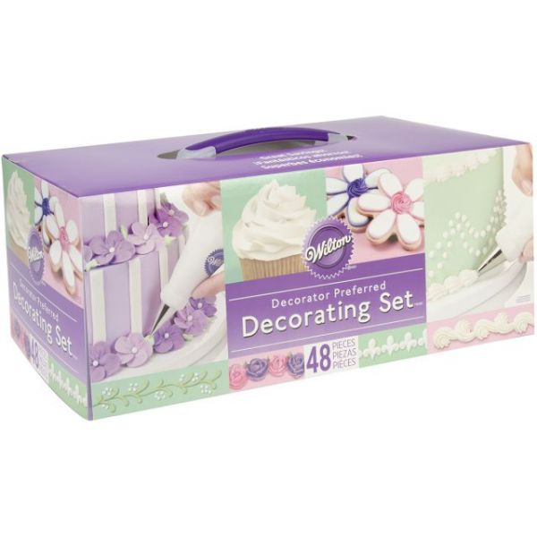Decorator Preferred Buttercream Decorating Set