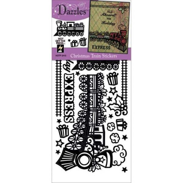 Dazzles Stickers