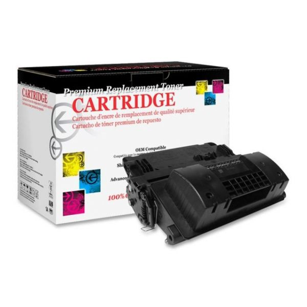 West Point Products Remanufactured HP CC364X High Yield Toner Cartridge