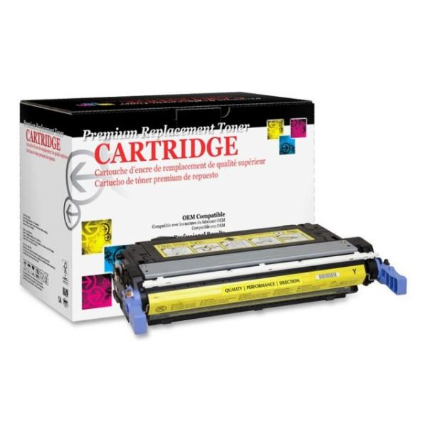West Point Products Remanufactured HP Q5952A Yellow Toner Cartridge