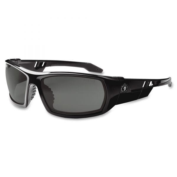 Ergodyne Skullerz Fog-Off Smk Lens Safety Glasses
