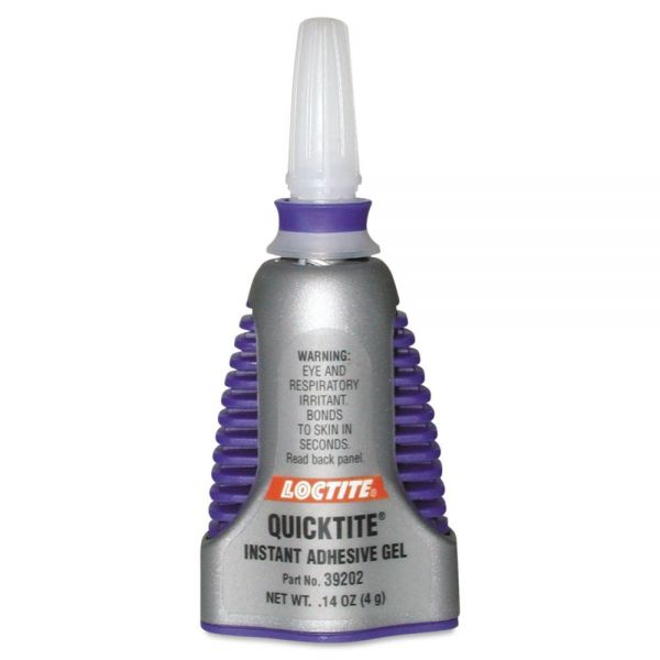 Loctite Quicktite Instant Adhesive Gel, .14oz