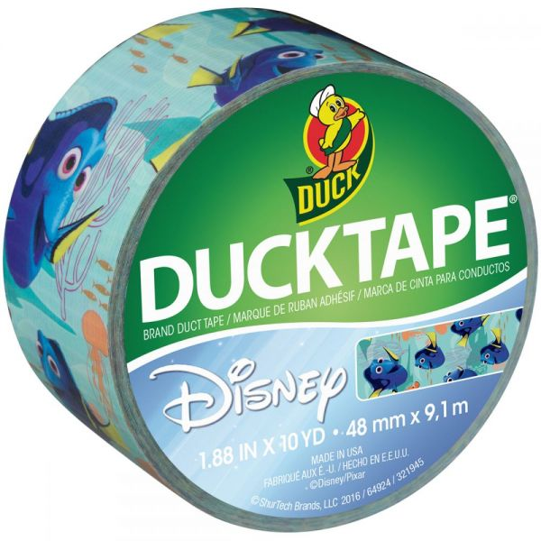 "Licensed Duck Tape 1.88""X10yd"