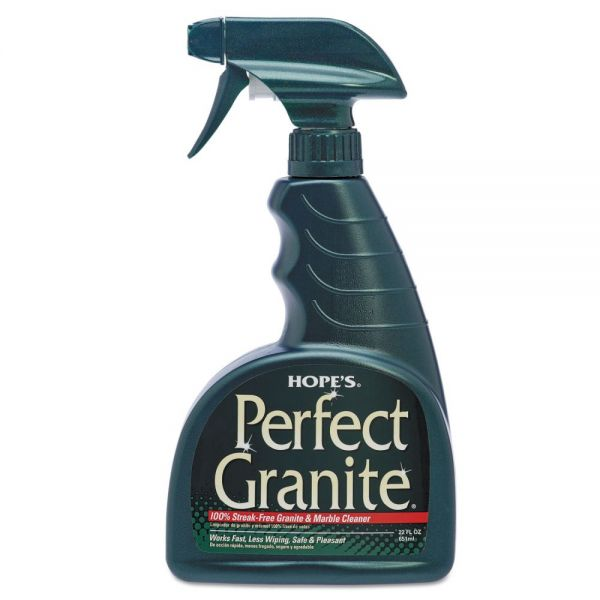 Hope's Perfect Granite Daily Cleaner
