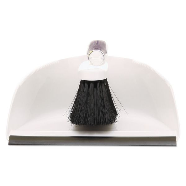 Rubbermaid Commercial Duster Brush with Plastic Dustpan