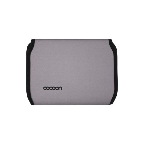 "Cocoon GRID-IT! Carrying Case (Sleeve) for 7"" iPad mini, Tablet, Digital Text Reader - Gun Gray"
