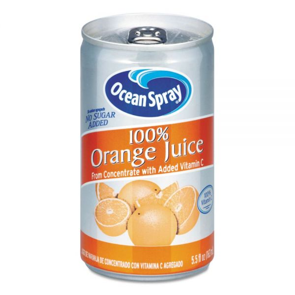 Ocean Spray 100% Orange Juice