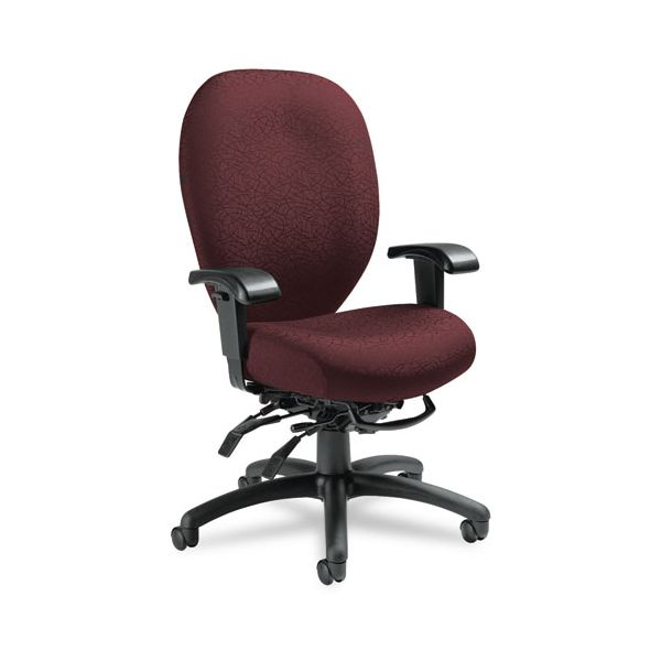 Global Mallorca Series High Back Multi-Tilt Office Chair
