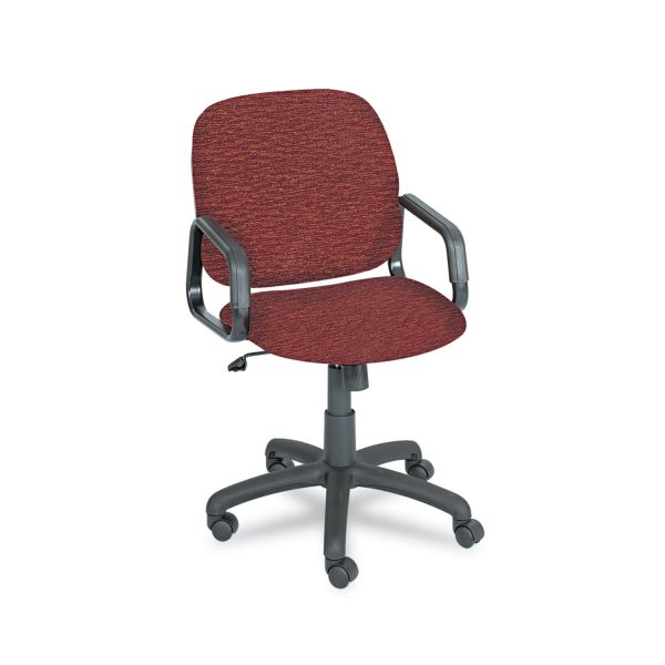 Safco Cava Urth Collection High Back Swivel/Tilt Office Chair