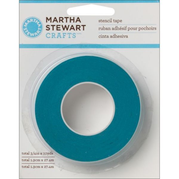"Martha Stewart Stencil Tape .75""X25yd"