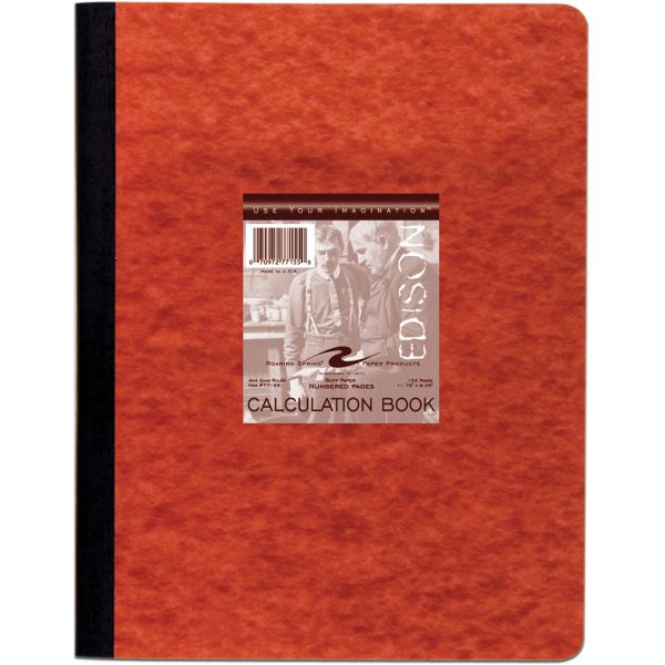 Roaring Spring Section Sewn Lab Notebook