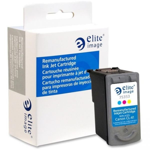 Elite Image Remanufactured Canon CL-41 Ink Cartridge