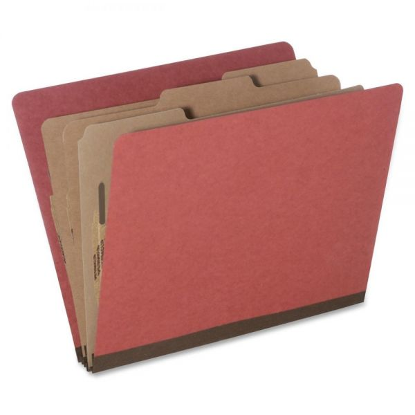 SKILCRAFT Eight Section Classification Folders