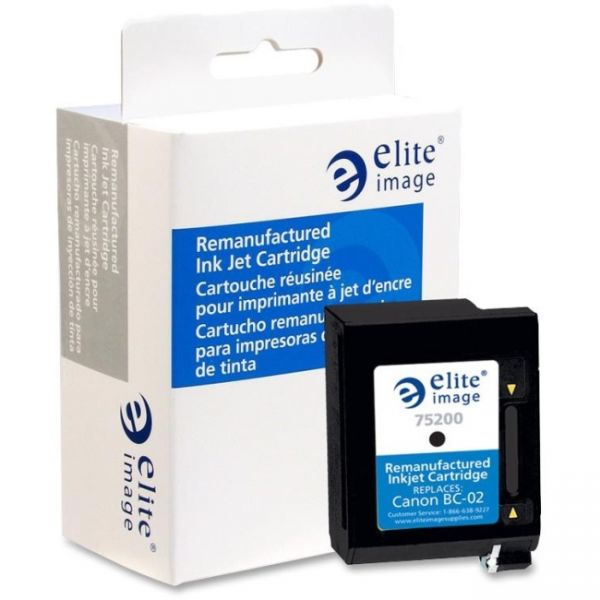 Elite Image Remanufactured Canon BC-02 Ink Cartridge