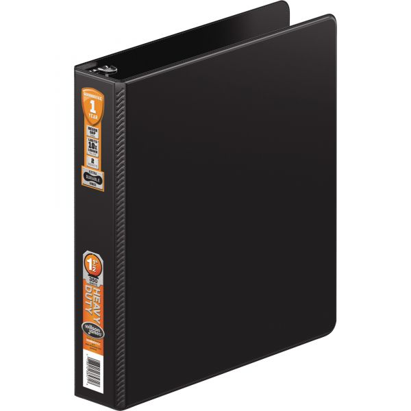"Wilson Jones DublLock 1 1/2"" 3-Ring Binder"