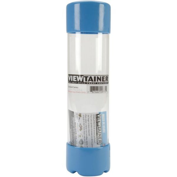 "Viewtainer Slit Top Storage Container 2""X7.75"""
