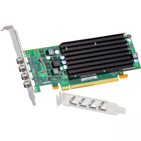 Matrox C420 Graphic Card - 2 GB GDDR5 SDRAM - PCI Express 3.0 x16 - Half-length/Low-profile