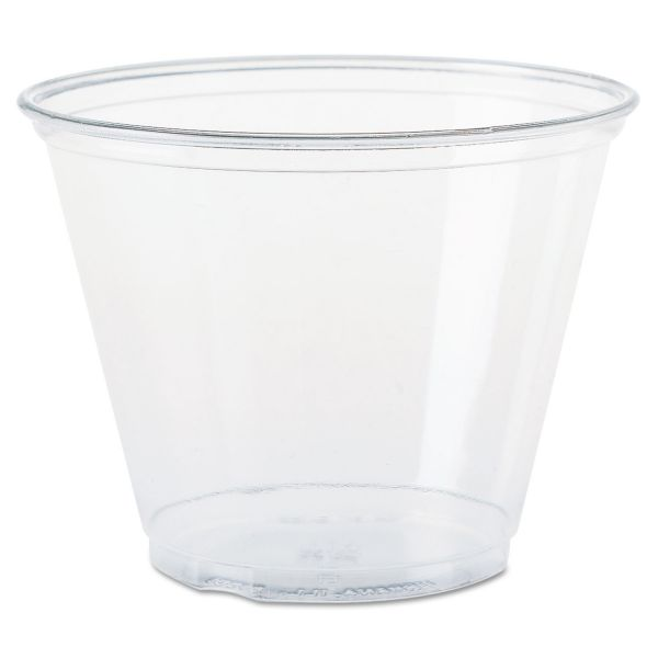 SOLO Ultra Clear 9 oz Plastic Cups