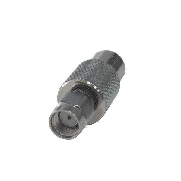 Premiertek RP-SMA-Male to F-Female Adapter Connector