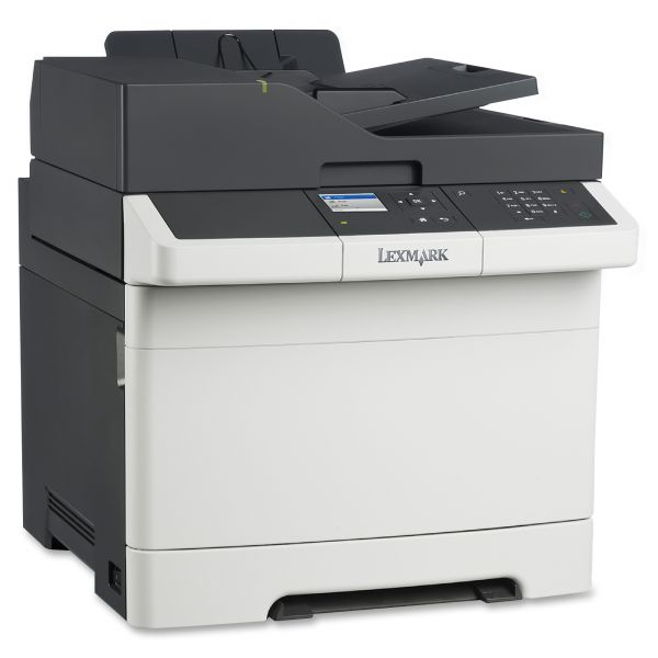 Lexmark CX310DN Laser Multifunction Printer - Color - Plain Paper Print - Desktop
