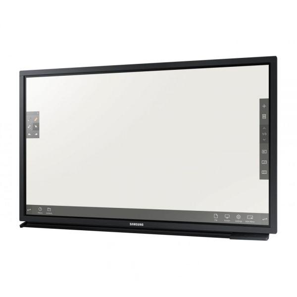 "Samsung DM82E-BR - DM-E Series 82"" Edge-Lit LED E-Board Display for Business"