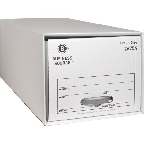 Business Source Light-Duty Storage Drawers