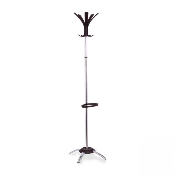 Alba High-Capacity Coat Rack