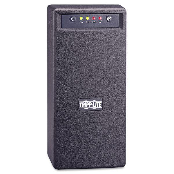 Tripp Lite SMART750USB SmartPro UPS System, 6 Outlets, 750 VA, 510 J