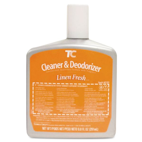 Rubbermaid Commercial AutoClean Toilet Cleaner & Deodorizer Refill