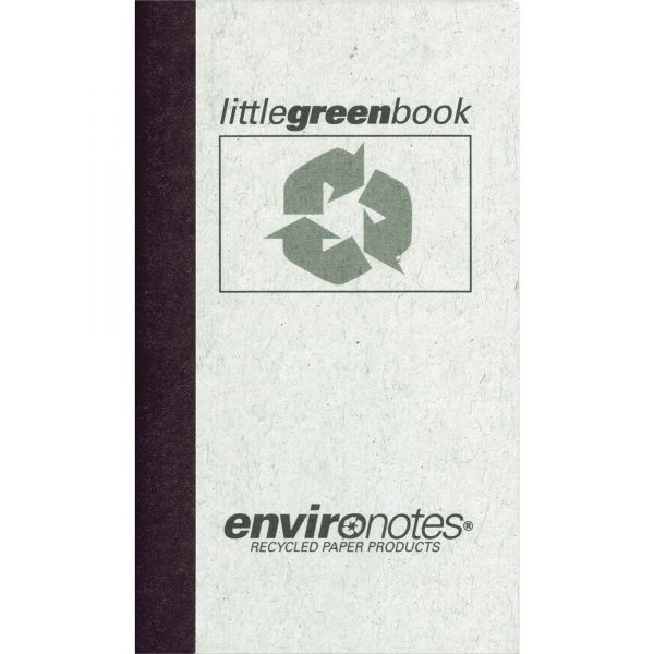 Environotes Little Green Memo Notebook