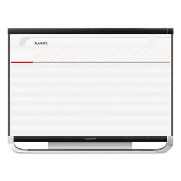 Quartet Prestige 2 Total Erase Project Planning Board, 48 x 36, Graphite Frame