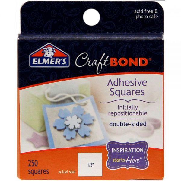 "Elmer's CraftBond (R) Adhesive Squares .50""X.50"""