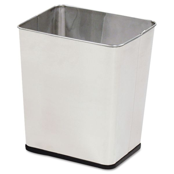 United Concept Collection 7.25 Gallon Open-Top Trash Can