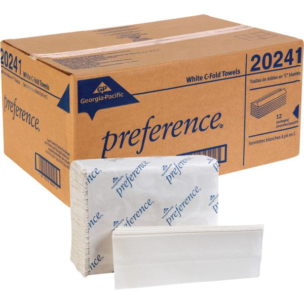 Preference C-Fold Paper Towels