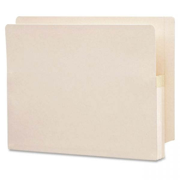 Smead TUFF Pocket End Tab File Pockets