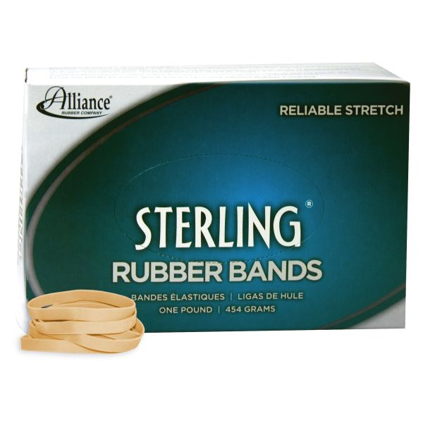 Sterling #62 Rubber Bands (1 lb)