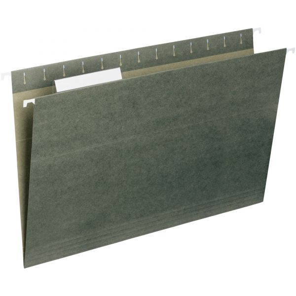 Smead 64135 Standard Green Hanging File Folders