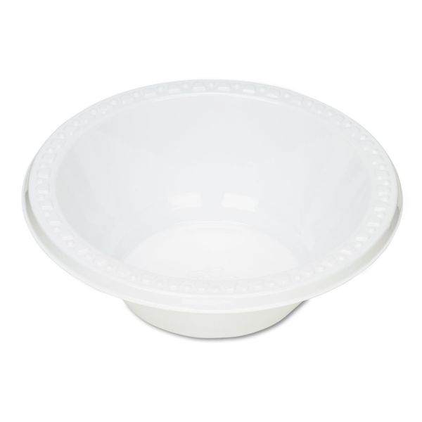 Tablemate 12 oz Reusable Plastic Bowls