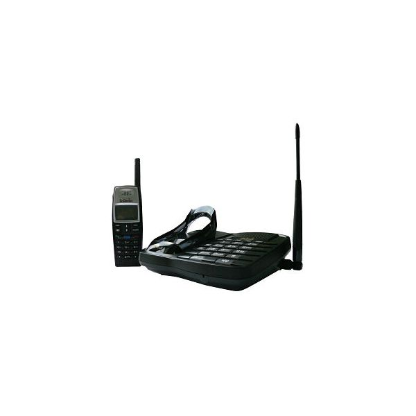 EnGenius FreeStyl 1 DECT 5.40 GHz Cordless Phone - Black