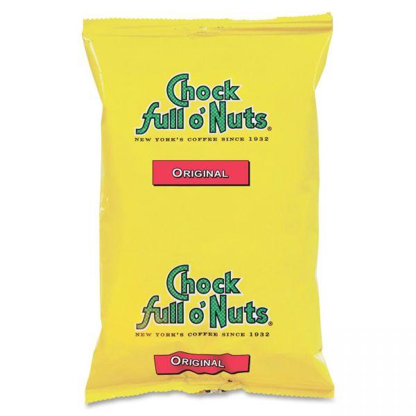 Chock full o'Nuts Coffee Packs
