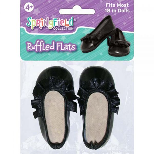 Springfield Collection Ruffled Flats