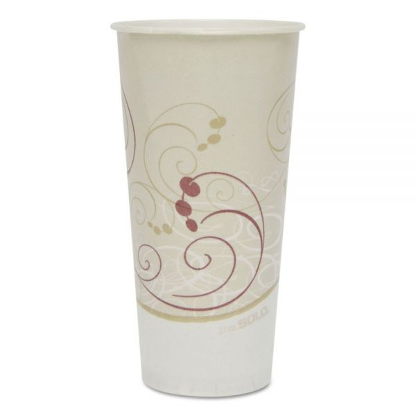 SOLO 22 oz Paper Cold Cups