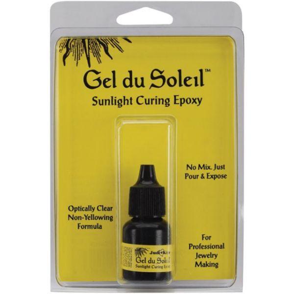Gel Du Soleil Sunlight Curing Epoxy