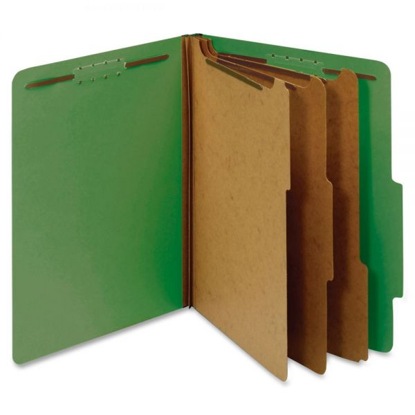 Globe-Weis 3-Dividers Classification Folders