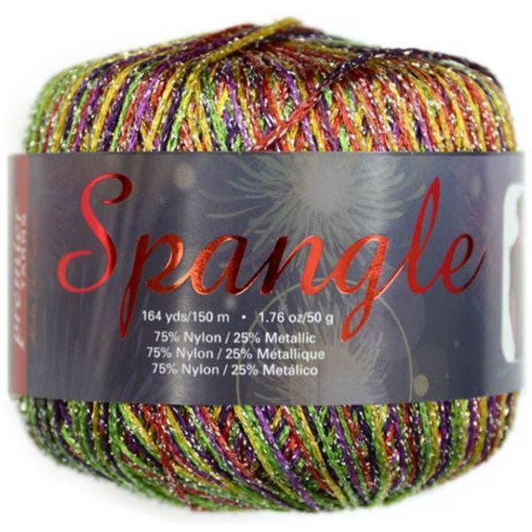 Premier Spangle Yarn - Spring Jewel
