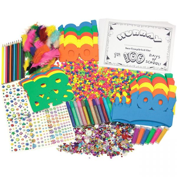 Creativity Street 100th Day Of School Activity Box