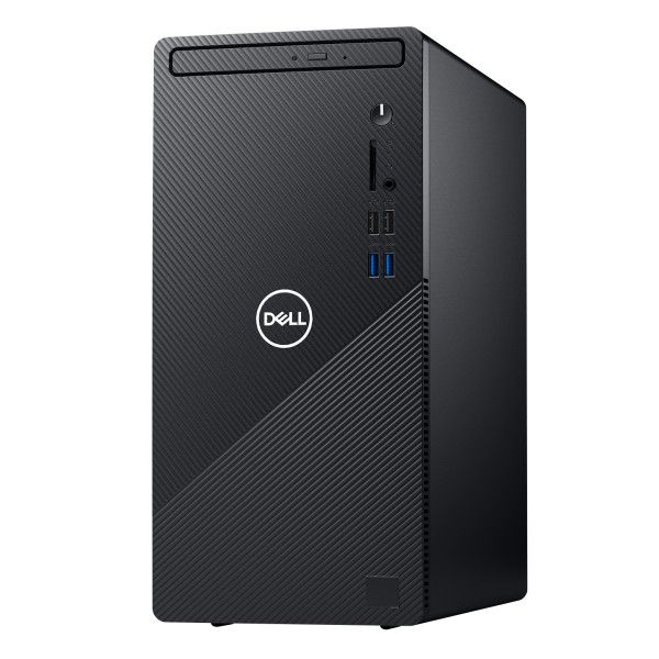 Dell Inspiron 3880 Desktop (Hex i5-10400 / 8GB / 1TB HDD & 256GB SSD)