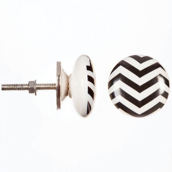 Heritage Hardware Ceramic Knob
