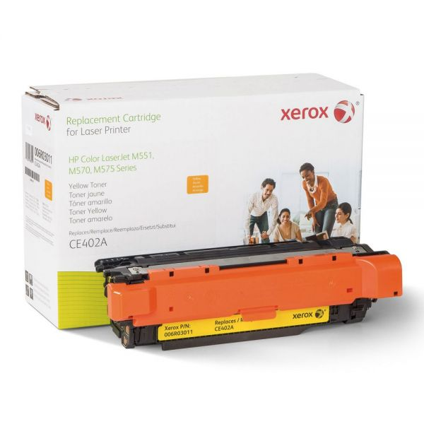 Xerox Remanufactured HP CE402A Toner Cartridge